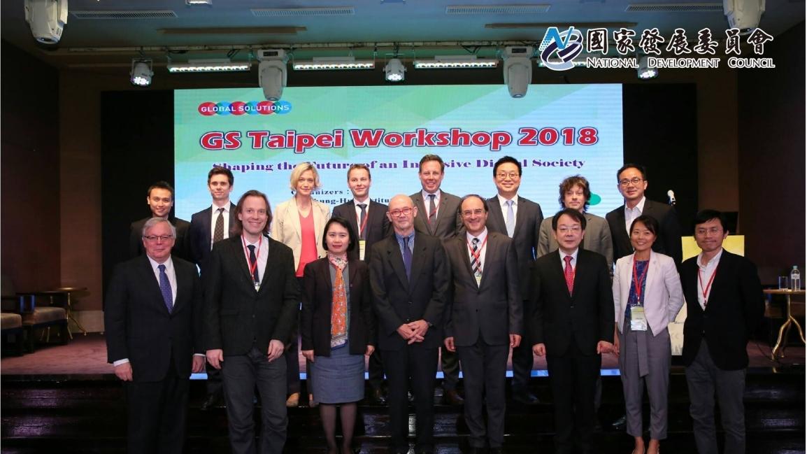 Taipei Workshop 2018 Mar